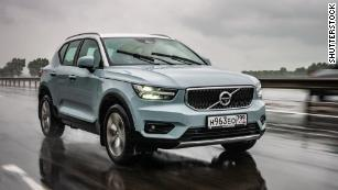 Volvo limits its cars' top speed to 112 miles per hour for safety