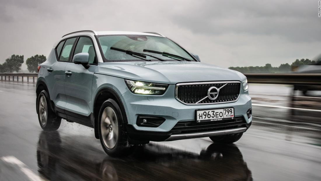 Volvo limits its cars' top speed to 112 miles per hour for safety - CNN