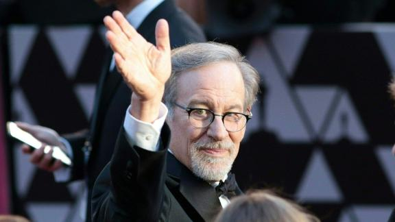 "Steven Spielberg said that he's a ""firm believer that movie theaters need to be around forever."""