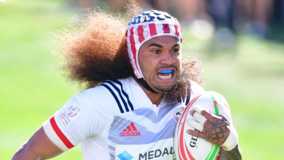 USA's trophy drought finally came to an end as the Eagles secured back-to-back titles in Las Vegas, cementing their position at the top of the overall standings midway through the season. A comfortable 27-0 victory over Samoa handed USA the title.