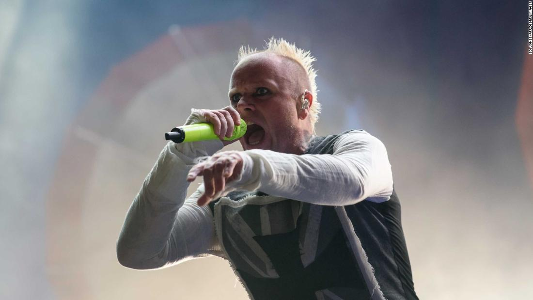 Keith Flint, Prodigy front man, dead at 49