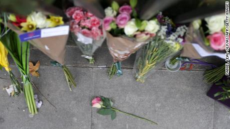 Flowers for stabbing victims are becoming a frequent sight on London's streets.