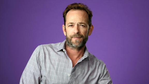 Image for Was Luke Perry too young for a stroke? No, they can happen at any age