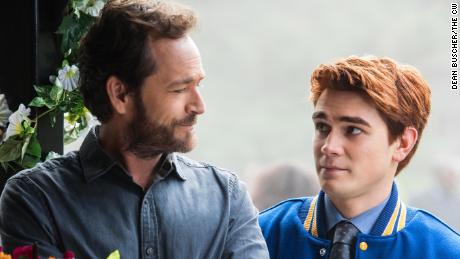 "Luke Perry on ""Riverdale."""