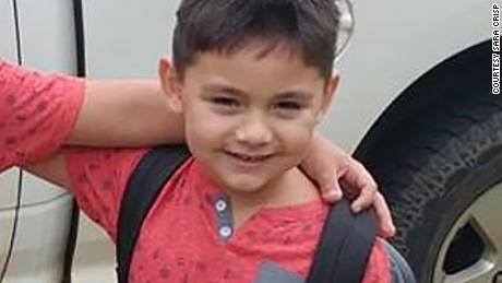 The youngest victim of Sundayís deadly streak of tornadoes that hit Lee County has been identified as 6-year-old Armando Hernandez, the childís family member Sara Crisp tells CNN. Armando, was known to his family as AJ and is described as ìa precious little man that was loved by everyoneî who ìwas always eager to give hugs and loved his family,î according to a post on Facebook by his aunt Tina Melton.