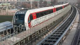 China to introduce new generation of driverless trains in 2020