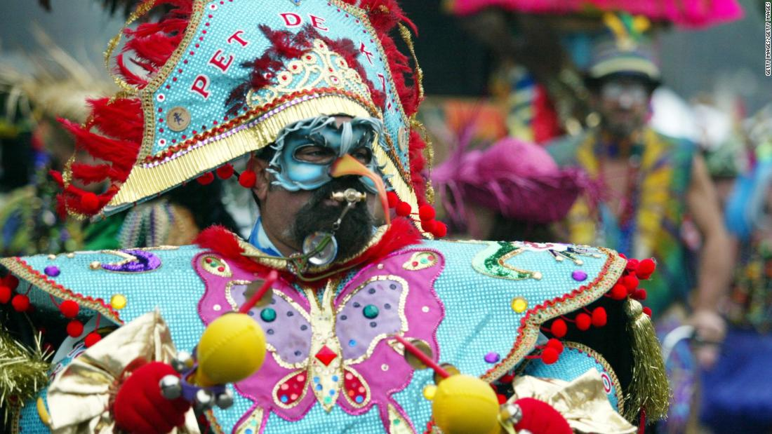 What have Mardi Gras, Rio Carnival and Ash Wednesday got