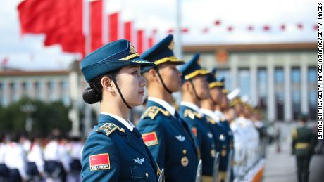 China's military is going from strength to strength under Xi Jinping