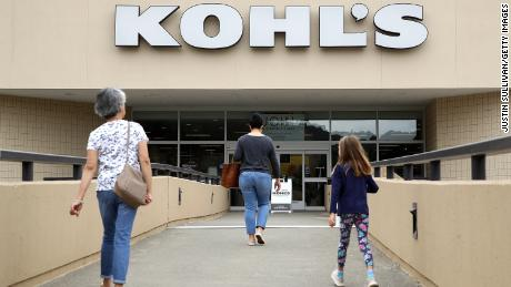 Kohl & # 39; s shrinking stores and leasing out the extra space to Planet Fitness
