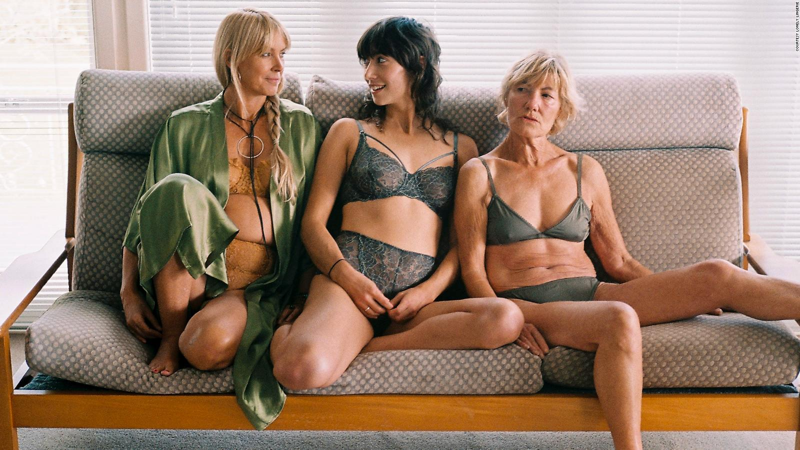 9ab51e58b013c For lingerie brands, is inclusivity the new sexy? - CNN Style