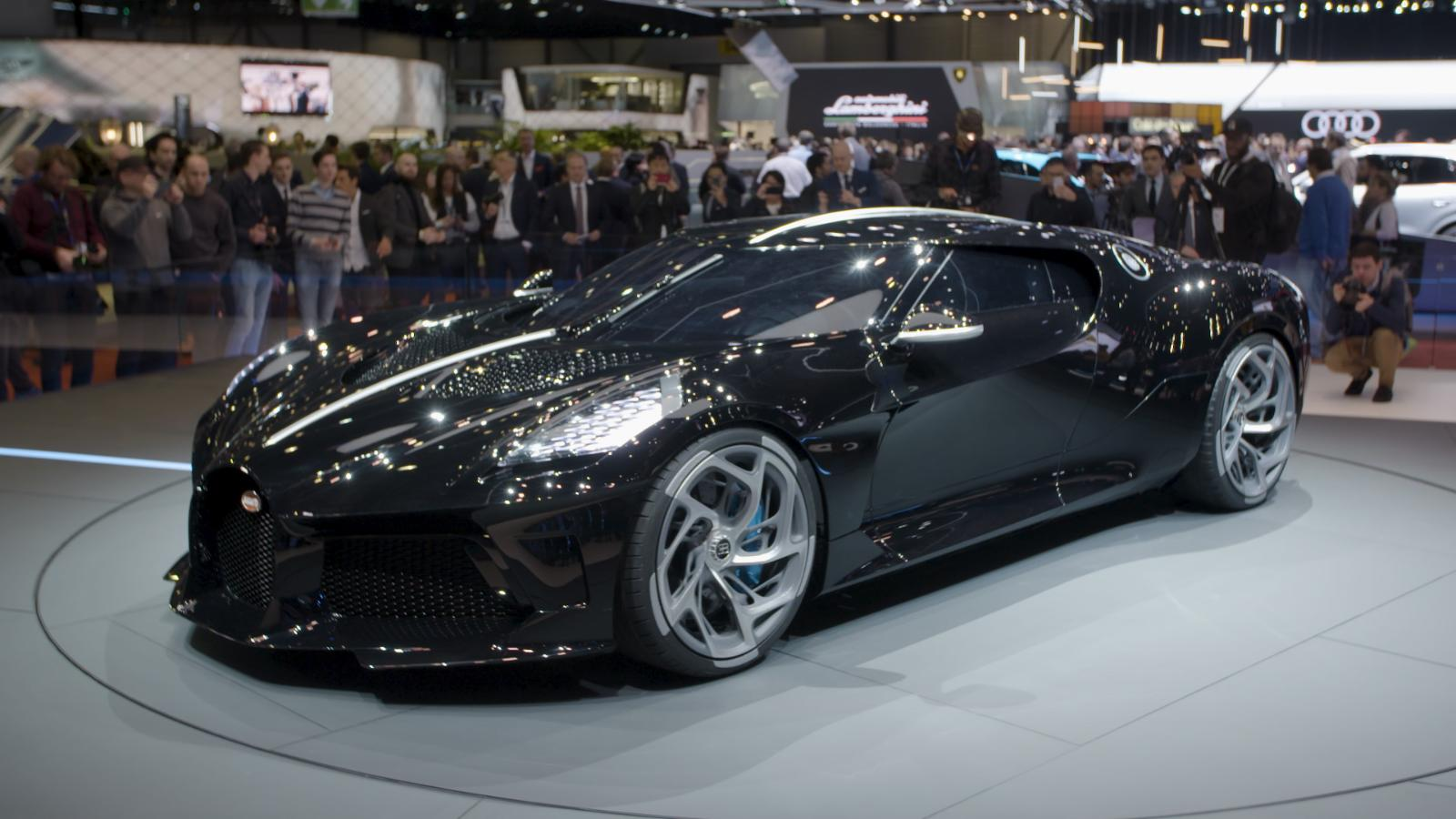 This 19 Million Bugatti Is The Most Expensive New Car Ever Sold Cnn Video