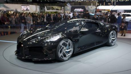 this $19 million bugatti is the most expensive new car ever sold