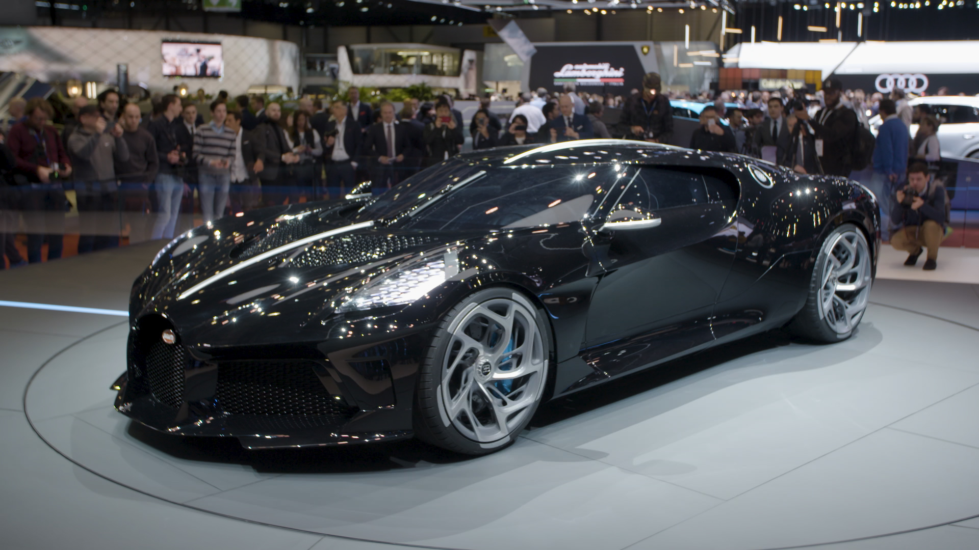 At Almost 19 Million This Bugatti Is The Most Expensive New Car Ever Sold Cnn