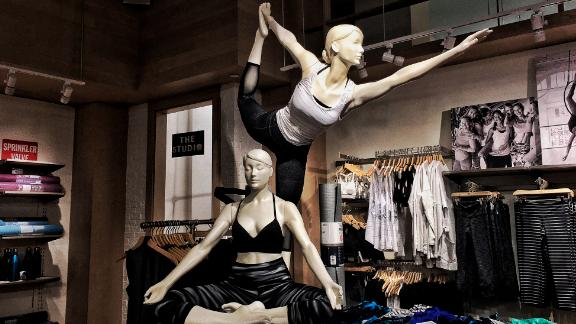 If the new-look Gap is going to survive on its own, its Athleta brand may hold the key.