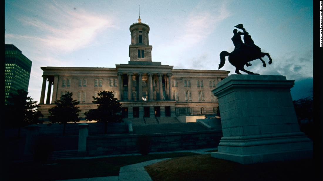 Tennessee GOP House speaker to resign amid scandal over inappropriate messages