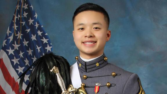 Cadet Peter Zhu, 21, succumbed to injuries from a ski accident earlier this year