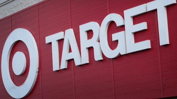 CHICAGO, IL - AUGUST 22:  A sign hangs above a Target store on August 22, 2018 in Chicago, Illinois. Target today reported a 6.4 percent jump in store traffic for the quarter, the biggest increase in at least a decade. The retailer also reported a 41 percent increase in online sales for the quarter.  (Photo by Scott Olson/Getty Images)