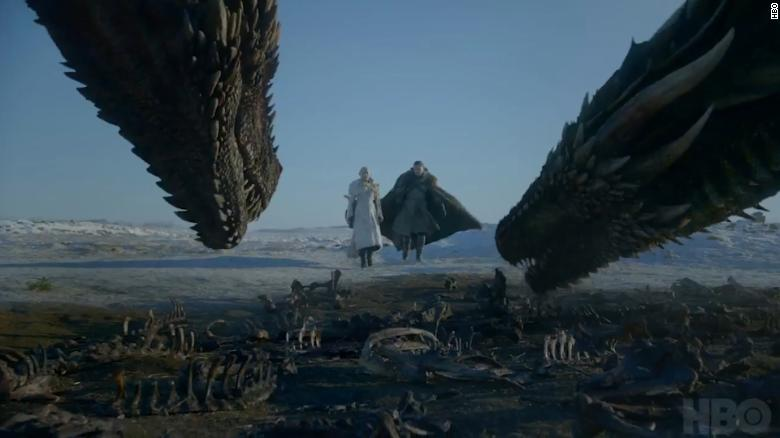 Winter is here with the new 'Game of Thrones' trailer