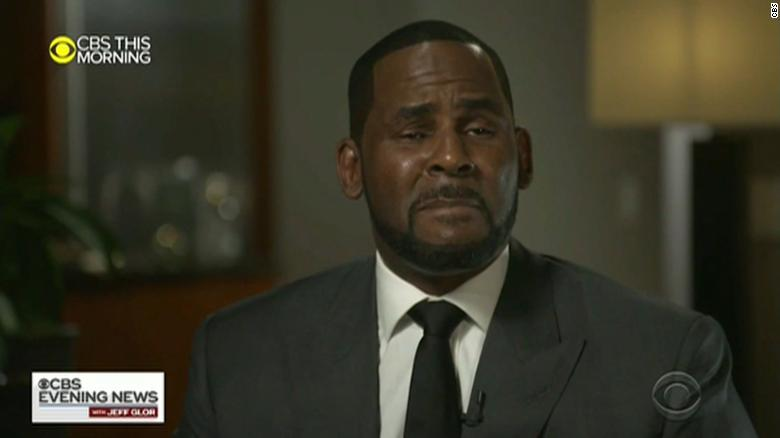 Image result for R. Kelly adamant about his innocence in first TV interview