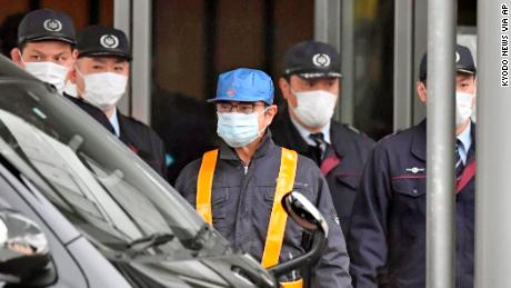 Carlos Ghosn's lawyer tried to keep his release low-profile. Hironaka criticized the treatment of Ghosn on Tuesday and said the morning murder that preceded his last arrest was