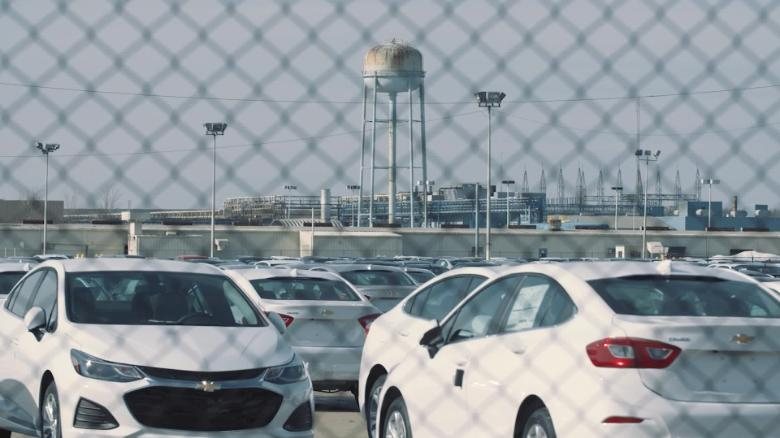 As Gm S Lordstown Plant Idles An Iconic American Job Nears