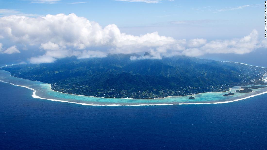 The Cook Islands is looking for a new, less colonial name