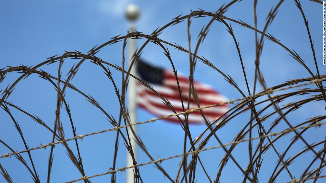 Supreme Court rejects Guantanamo Bay detention challenge