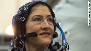 Christina Koch aims for record for longest spaceflight by a woman