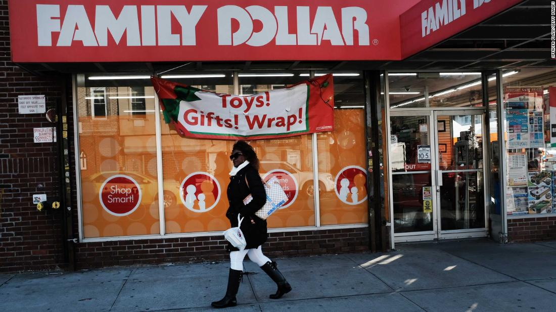 Family Dollar will close nearly 400 stores - CNN