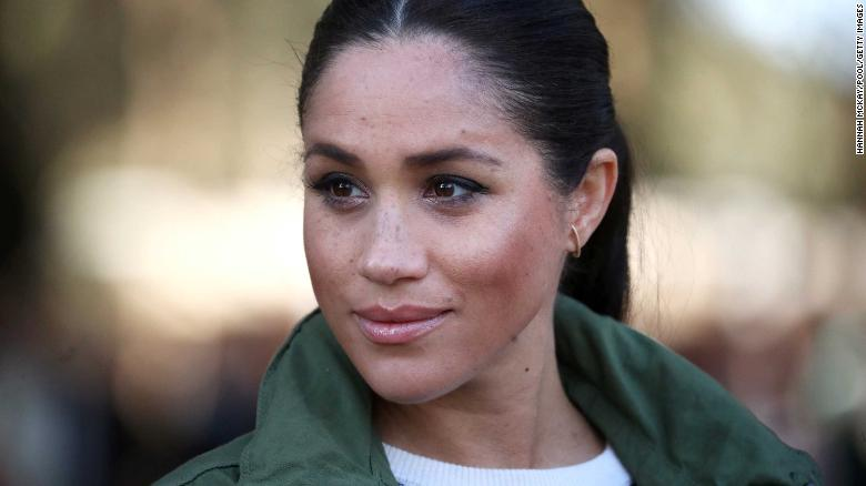 Royals crack down on social media abuse of Meghan