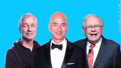 Bezos, Buffett and Dimon name their health care efforts