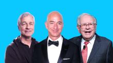Bezos, Buffett and Dimon name their health care effort
