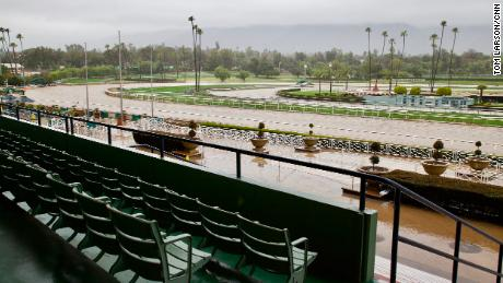 Twenty-two horses have died at Santa Anita Park since December 26.