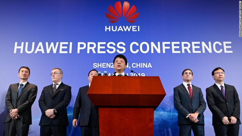 Huawei suing US government over federal ban