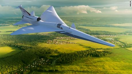NASA uses the collected data as part of their development of the X-59 Quiet SuperSonic Technology X plane, which they hope will produce just a quiet rumble rather than a sonic boom.