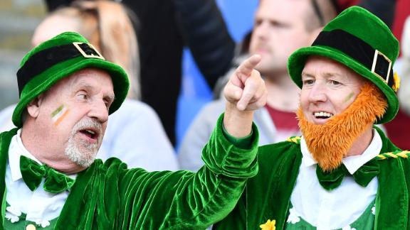 There is something about the Six Nations Championship that brings out both the best and the peculiar in European rugby fandom. From leprechauns to nuns, gladiators to chickens, it is a beer-fueled festival that has it all.