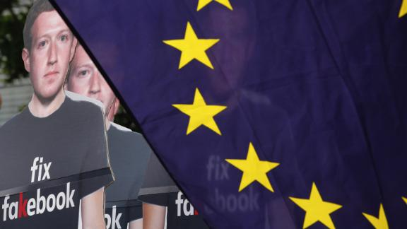 Facebook is on collision course with Europe.