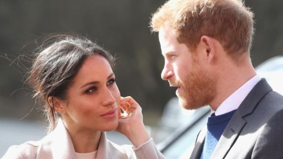 Meghan has told well-wishers that the baby is due at the end of April, or beginning of May.