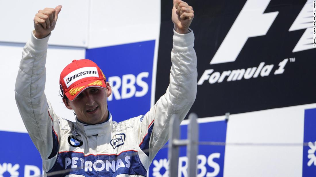 The Polish driver knows it is beyond the realms of possibility to double his tally of grand prix victories. His one win was at the 2008 Canadian Grand Prix.