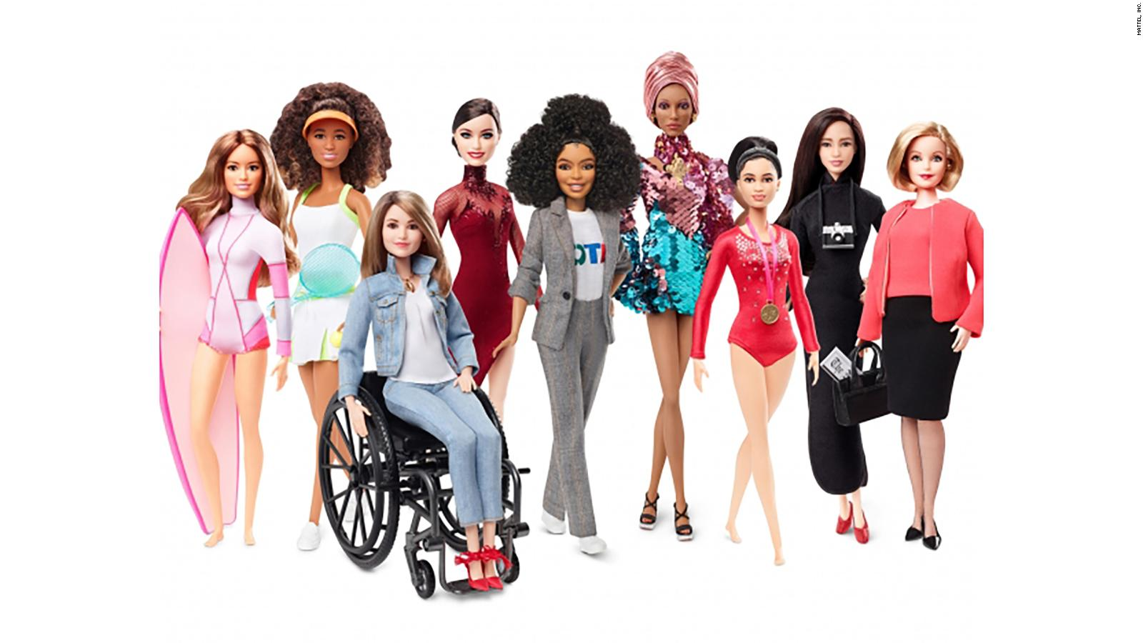 NEW Barbie Evolution Fashionista Original /& Petite Doll Brown Sunglasses Glasses