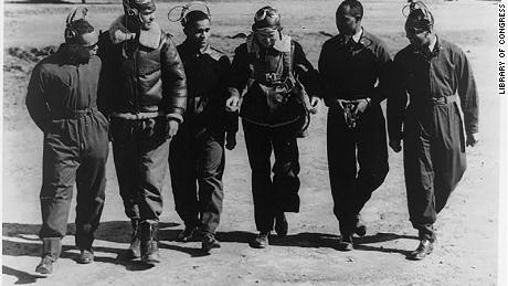 #ThrowbackThursday: First Tuskegee Airmen take flight