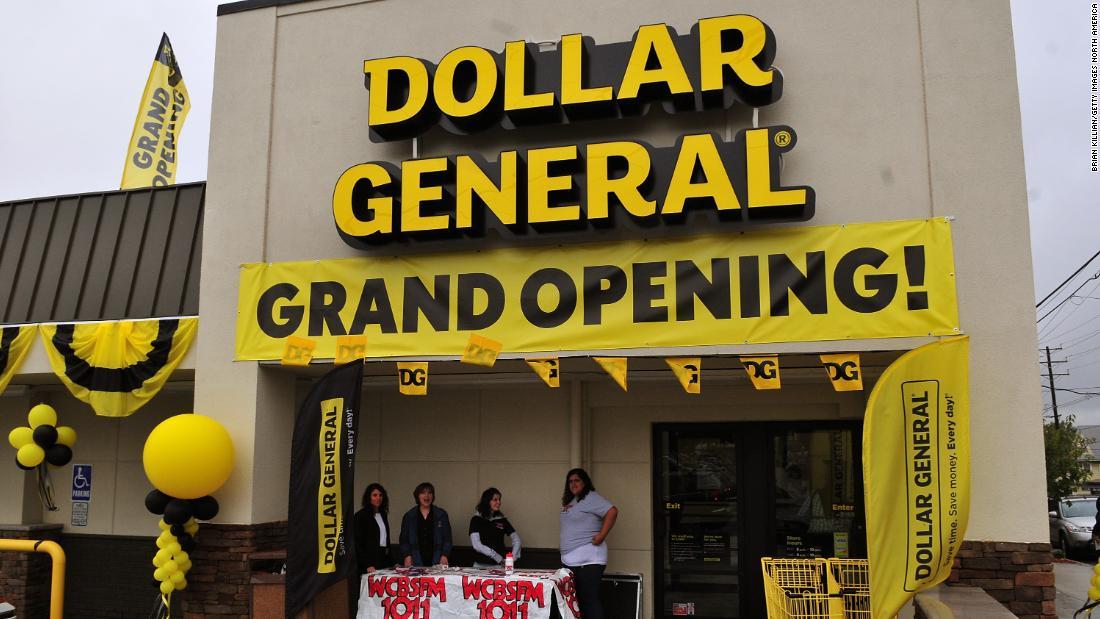 なぜ米ドル店舗が盛んに行われてい
