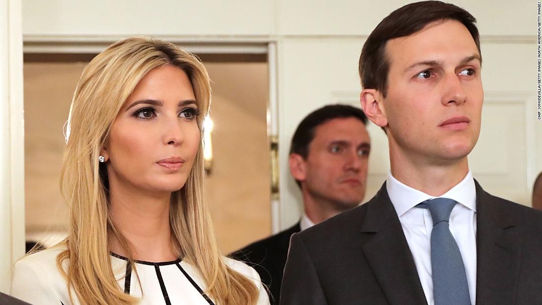 Ivanka Trump, Jared Kushner threaten to sue over billboard