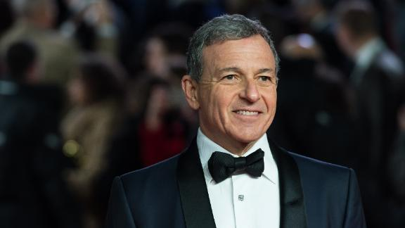 LONDON, UNITED KINGDOM - DECEMBER 12: Walt Disney CEO Robert Iger arrives for the European film premiere of