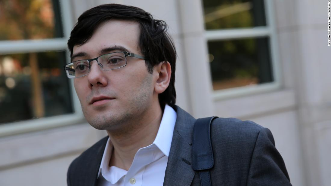 US sells one-of-a-kind copy of Wu-Tang Clan album seized from 'Pharma Bro' Martin Shkreli