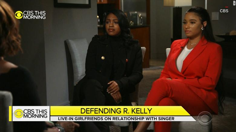 Image result for What we learned from Part 2 of R. Kelly's interview