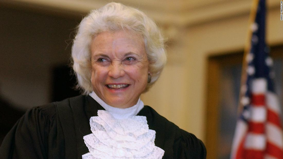"Sandra Day O'Connor : ""I hope that I have inspired young people about civic engagement and helped pave the pathway for women who may have faced obstacles pursuing their careers."""