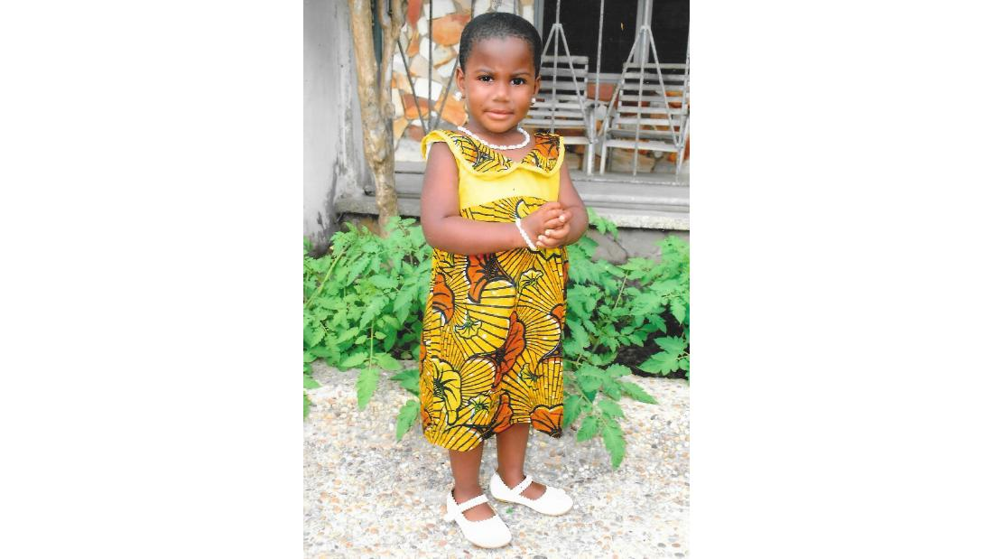Thelma was fired after giving birth to her daughter, Martha Oppong-Sagoe.