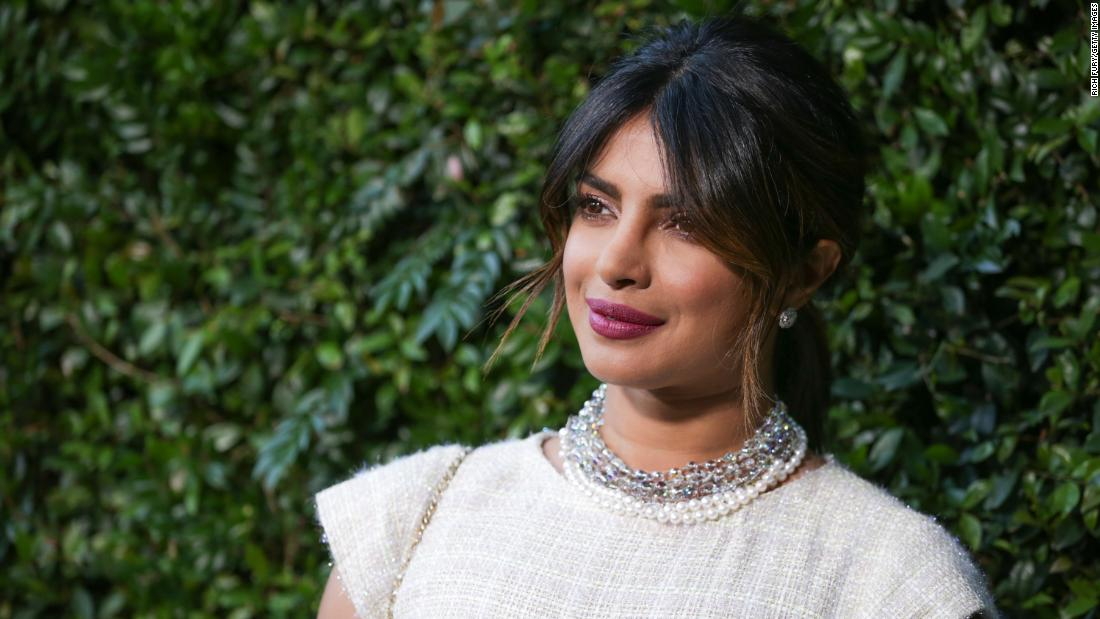 "Priyanka Chopra : ""Feminism is just saying give me opportunities without judging me for the decisions that I make, the same freedom that men have enjoyed for so many centuries."""