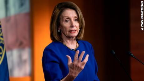 Nancy Pelosi: 'I'm not for impeachment,' slams Trump as 'not worth it'